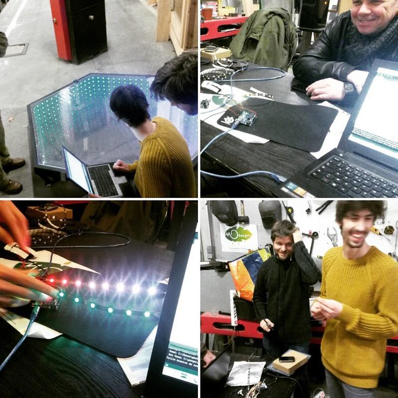 workshop Coder sur arduino, c'est lumineux ! 15802310