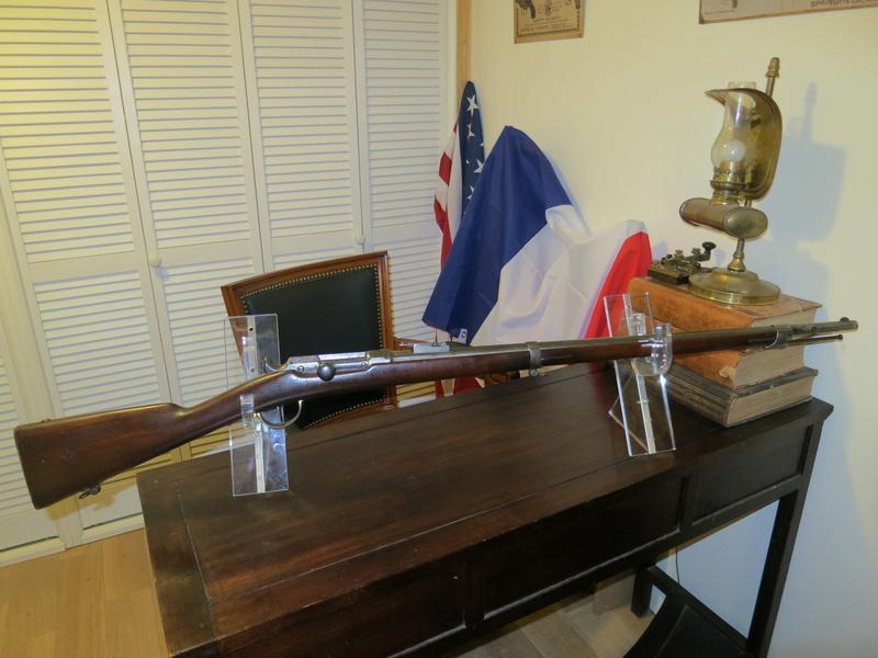 Fusil Réglementaire français: le Chassepot Img_1311