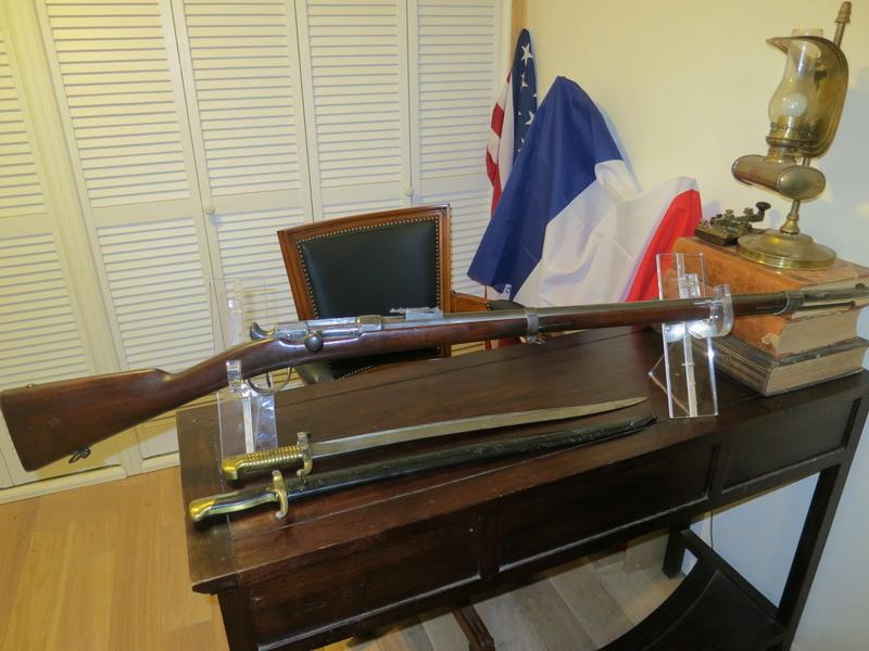 Fusil Réglementaire français: le Chassepot Img_1314