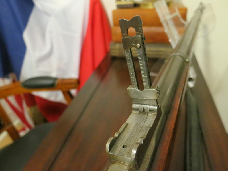 Fusil Réglementaire français: le Chassepot Img_1317