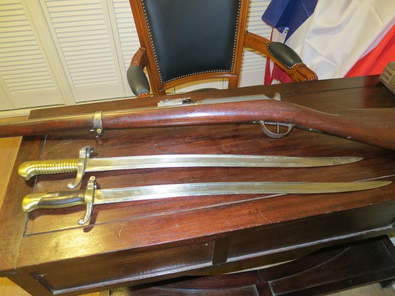 Fusil Réglementaire français: le Chassepot Img_1318