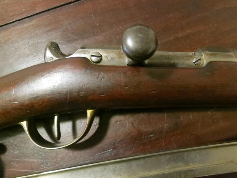 Fusil Réglementaire français: le Chassepot Img_1324
