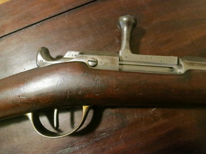 Fusil Réglementaire français: le Chassepot Img_1326