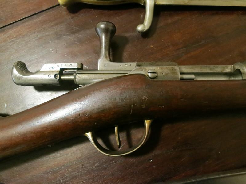 Fusil Réglementaire français: le Chassepot Img_1327