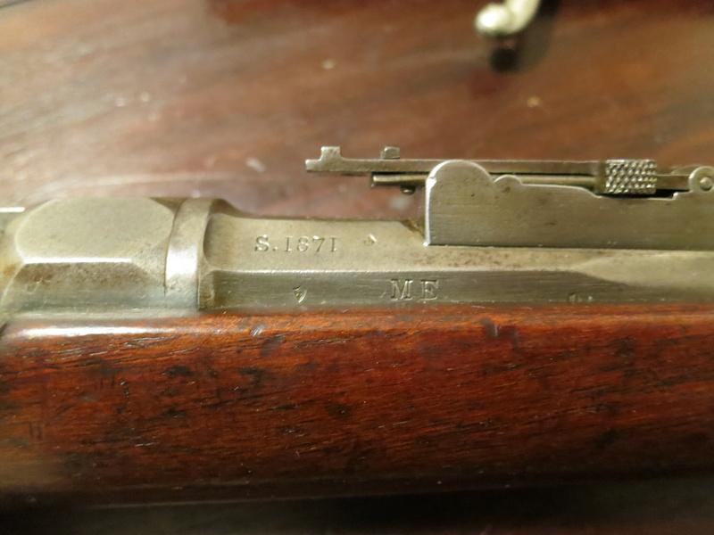 Fusil Réglementaire français: le Chassepot Img_1330