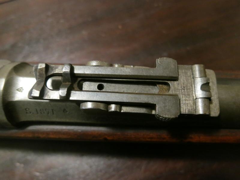 Fusil Réglementaire français: le Chassepot Img_1336