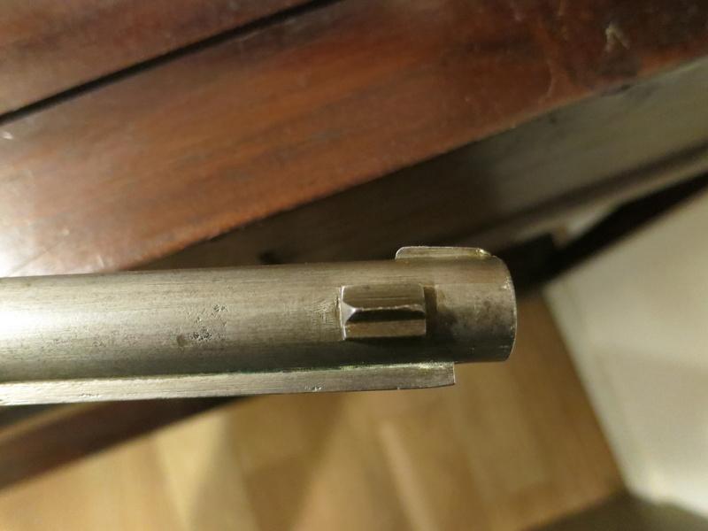 Fusil Réglementaire français: le Chassepot Img_1338