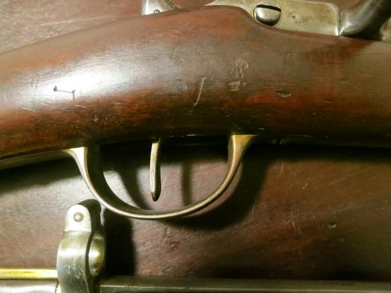 Fusil Réglementaire français: le Chassepot Img_1345