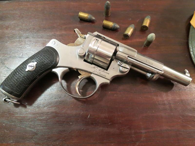 Revolver Réglementaire français modèle 1873 Img_1510