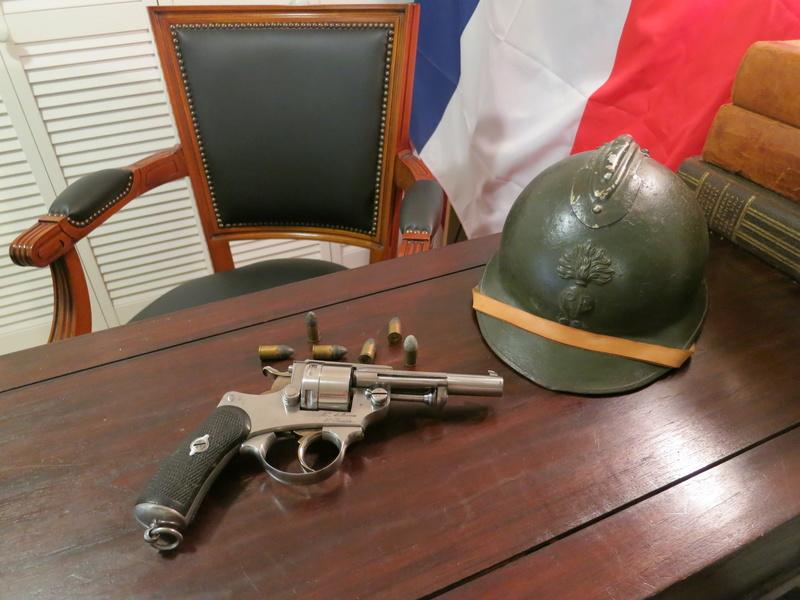 Revolver Réglementaire français modèle 1873 Img_1511