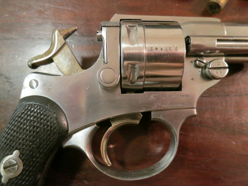 Revolver Réglementaire français modèle 1873 Img_1522