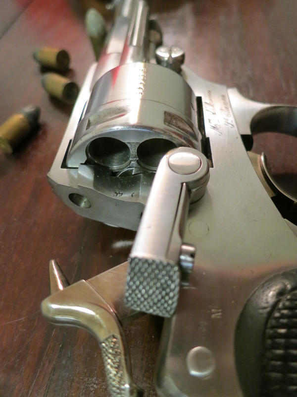 Revolver Réglementaire français modèle 1873 Img_1523