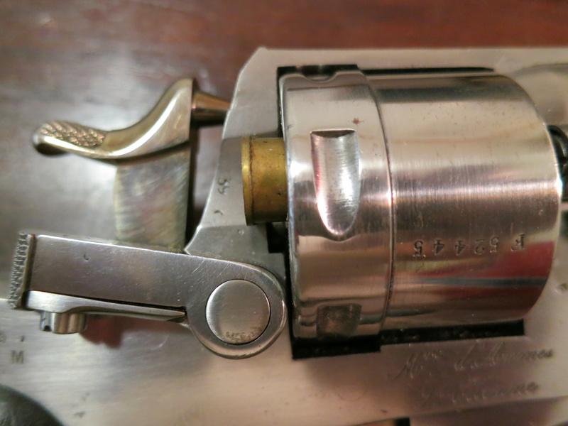 Revolver Réglementaire français modèle 1873 Img_1524