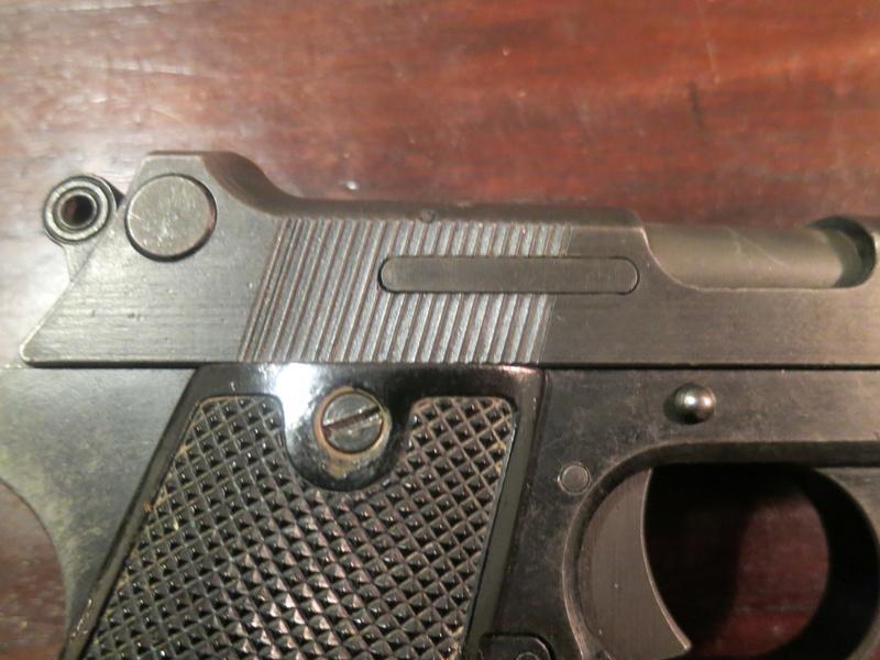 """Pistolet réglementaire MAS Modèle 1935 """"S"""" Img_2239"""