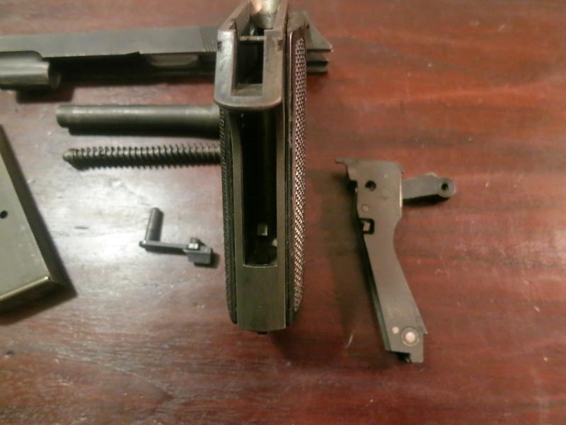 """Pistolet réglementaire MAS Modèle 1935 """"S"""" Img_2252"""