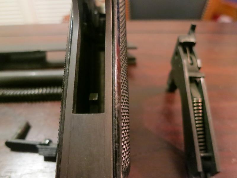 """Pistolet réglementaire MAS Modèle 1935 """"S"""" Img_2254"""