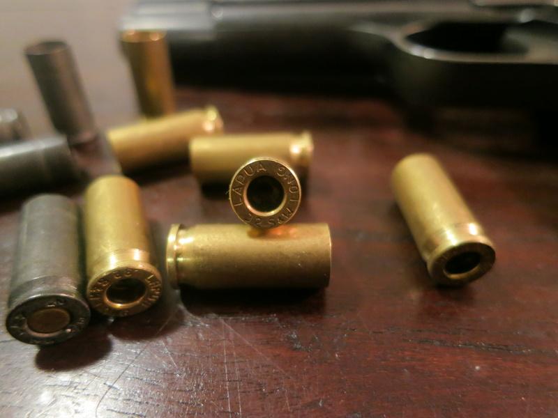 """Pistolet réglementaire MAS Modèle 1935 """"S"""" Img_2258"""