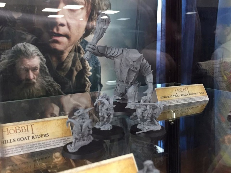 Forge World et franchise Hobbit 15873510