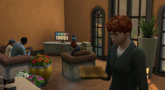 [Challenge Sims 4] Tranches de Sims: Les enfants démoniaques  111