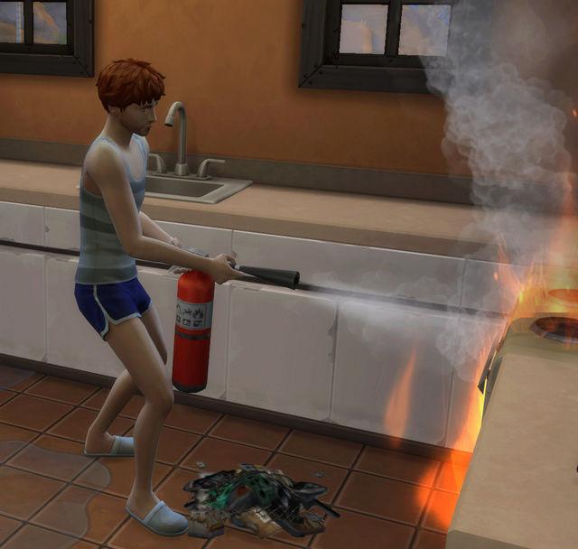 [Challenge Sims 4] Tranches de Sims: Les enfants démoniaques  1510