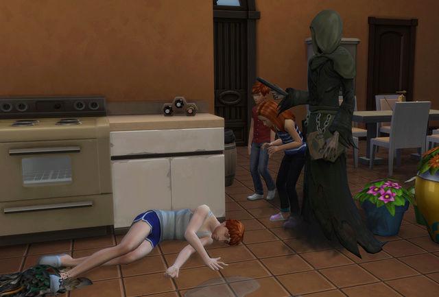 [Challenge Sims 4] Tranches de Sims: Les enfants démoniaques  1710
