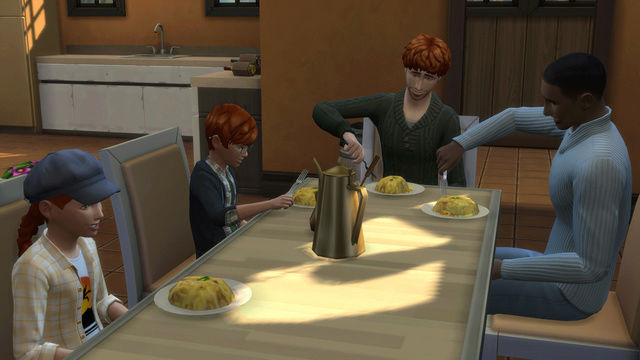 [Challenge Sims 4] Tranches de Sims: Les enfants démoniaques  212