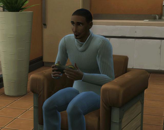 [Challenge Sims 4] Tranches de Sims: Les enfants démoniaques  411