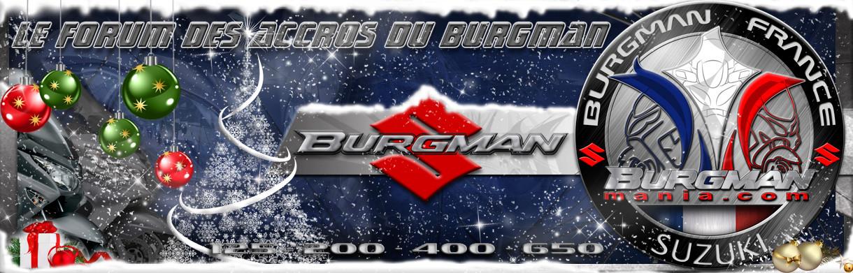 Burgman Mania
