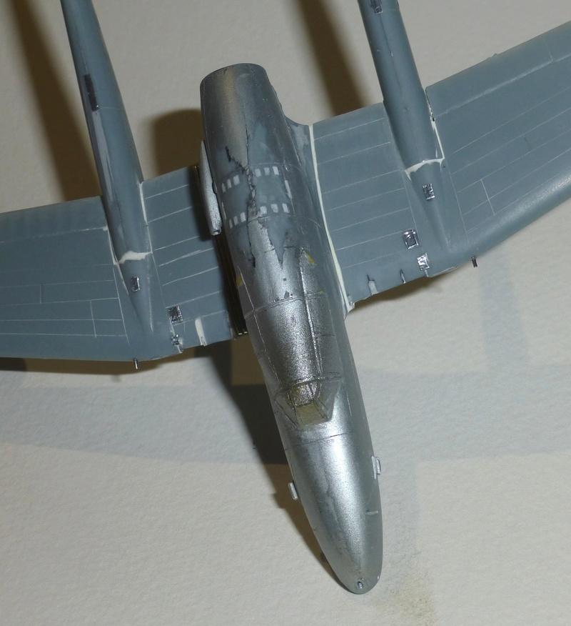 SAAB J21 Heller 1/72 P1040513