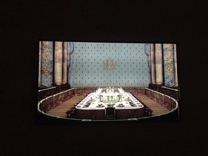 """Exposition à Versailles """"Fêtes et divertissements à la cour. 15781510"""