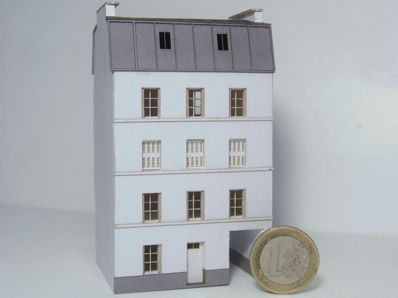 [Architecture & Passion] immeuble rue des Hirondelles 1/160 160vil14