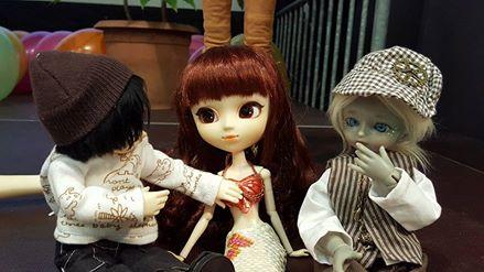 Little Dolls Paris 3 - 7 et 8 janvier 2017  15940510