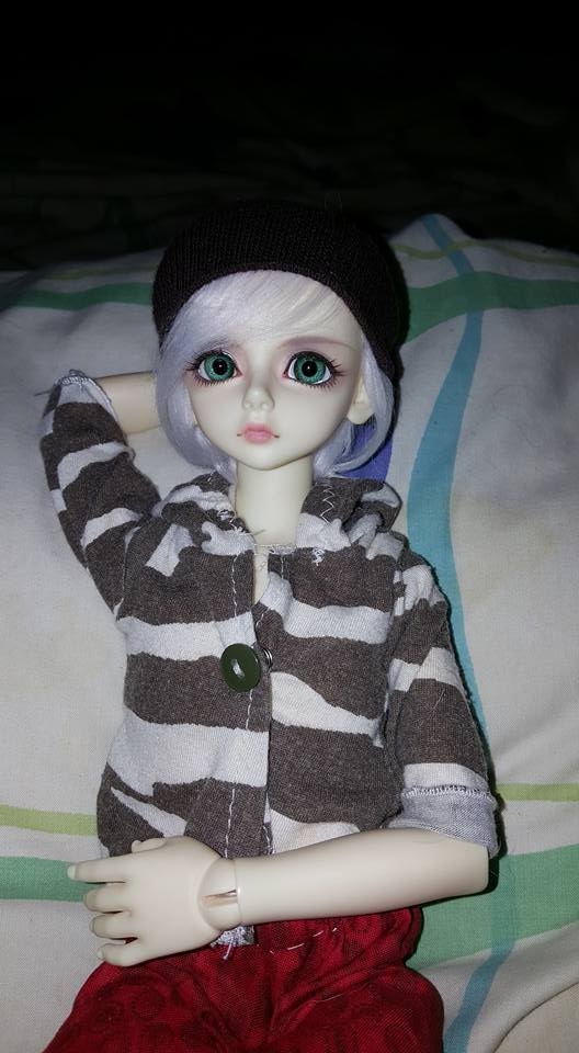 Sasha, un grand frère patient 15977710