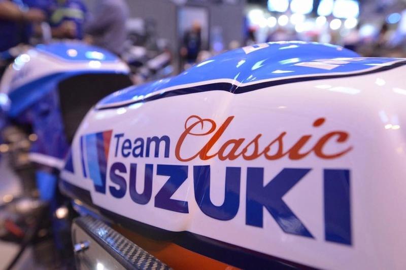 SUZUKI KATANA TEAM CLASSIC SUZUKI 15202510