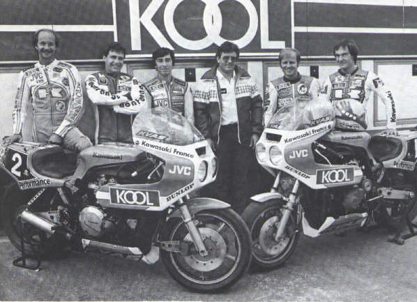 KAWASAKI KR 1982 Guille10