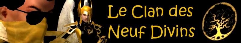 oO Le Clan des Neuf Divins Oo