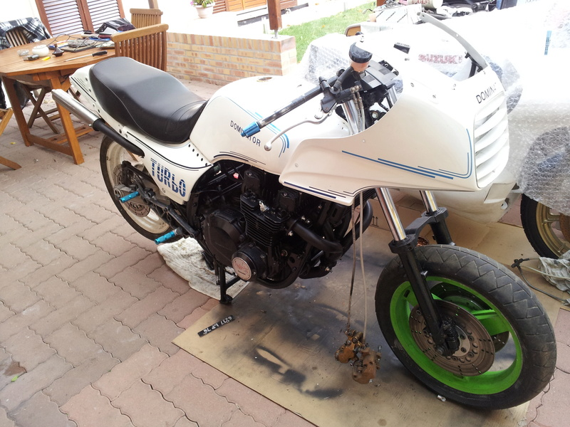 RESTAURATION ZX1100 YVES  - Page 2 20161129