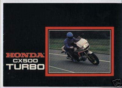 Honda CX Turbo Honda_10