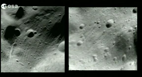 Rosetta : survol de l'astéroïde Lutetia - Page 2 Image112