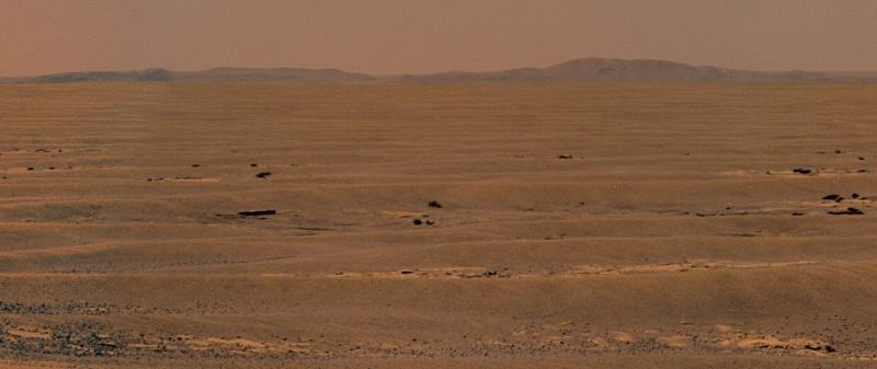Opportunity va explorer le cratère Endeavour - Page 8 Image218