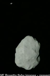 Rosetta : survol de l'astéroïde Lutetia - Page 2 Image610
