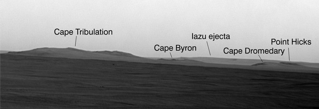 Opportunity va explorer le cratère Endeavour - Page 7 Pancam10