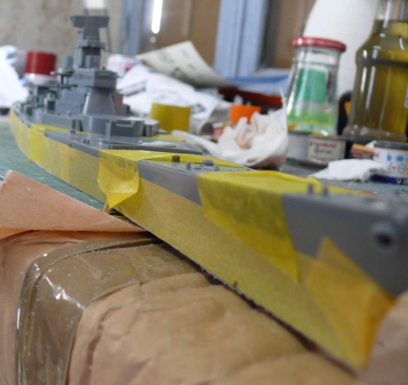 USS NEW JERSEY par Yuth au 1/350 - Tamyia New_je15