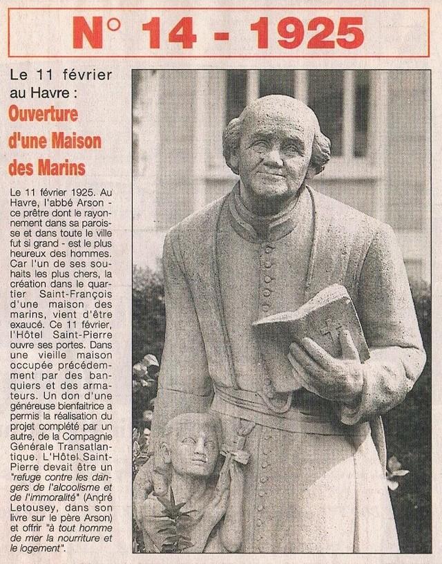 Abbé - Abbé ARSON 1995-010