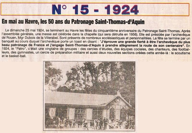 Saint - Patronage Saint-Thomas d'Aquin 1995-011