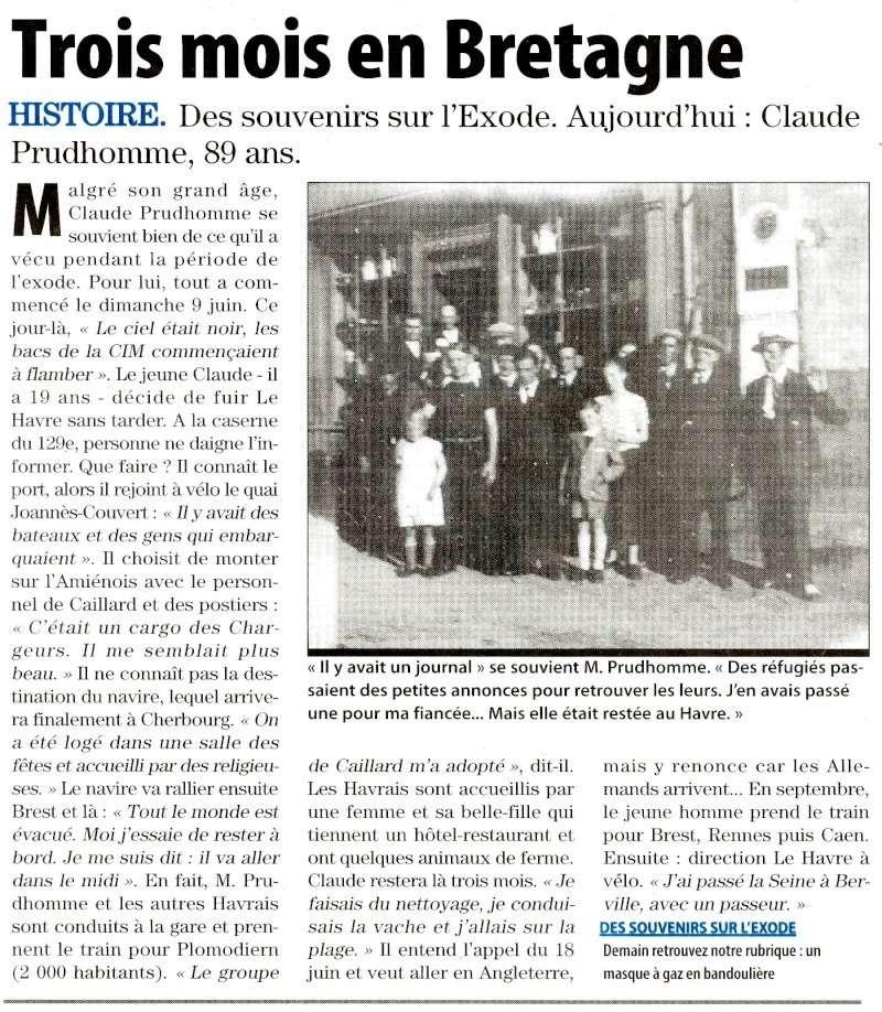 Exode de 1940 - Les Français sur les routes 2010-010