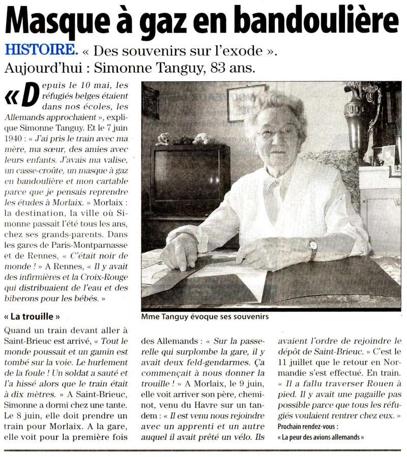 Exode de 1940 - Les Français sur les routes 2010-015