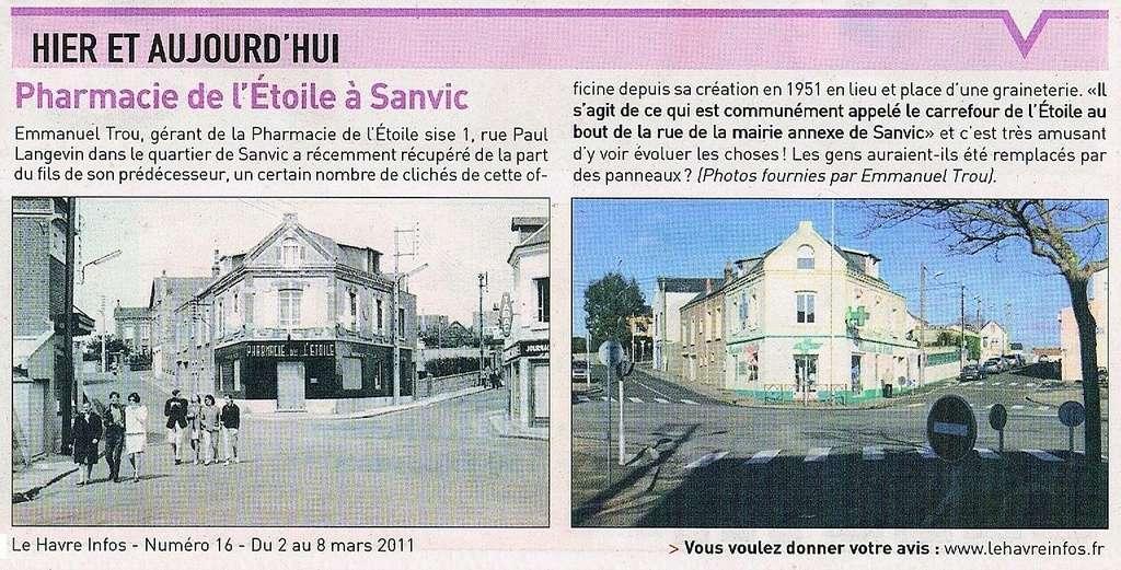 SANVIC - Pharmacie de l'Etoile à Sanvic 2011-016