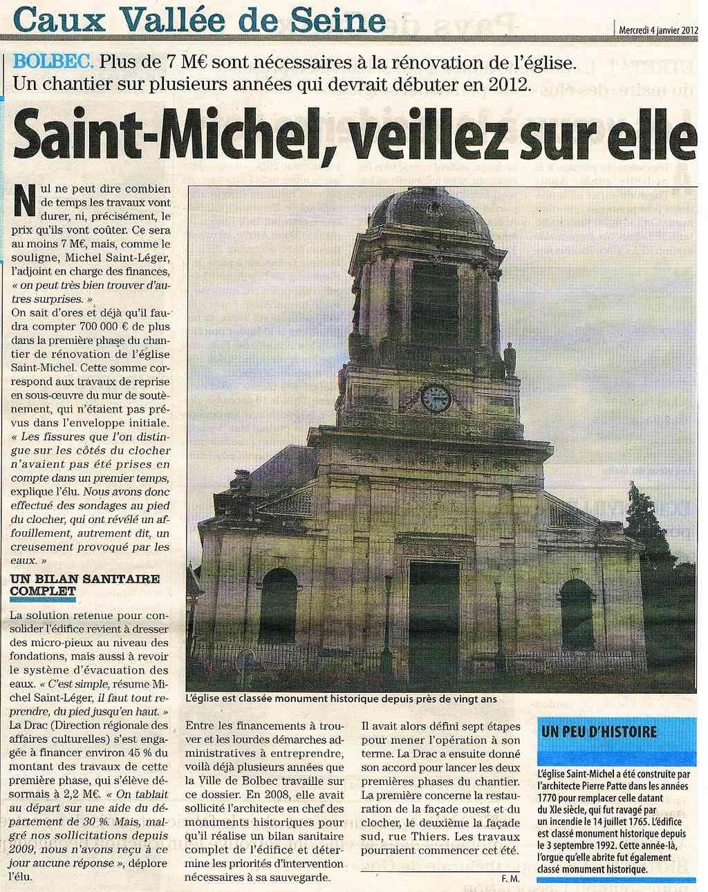 Saint - Histoire des communes - Bolbec 2012-035