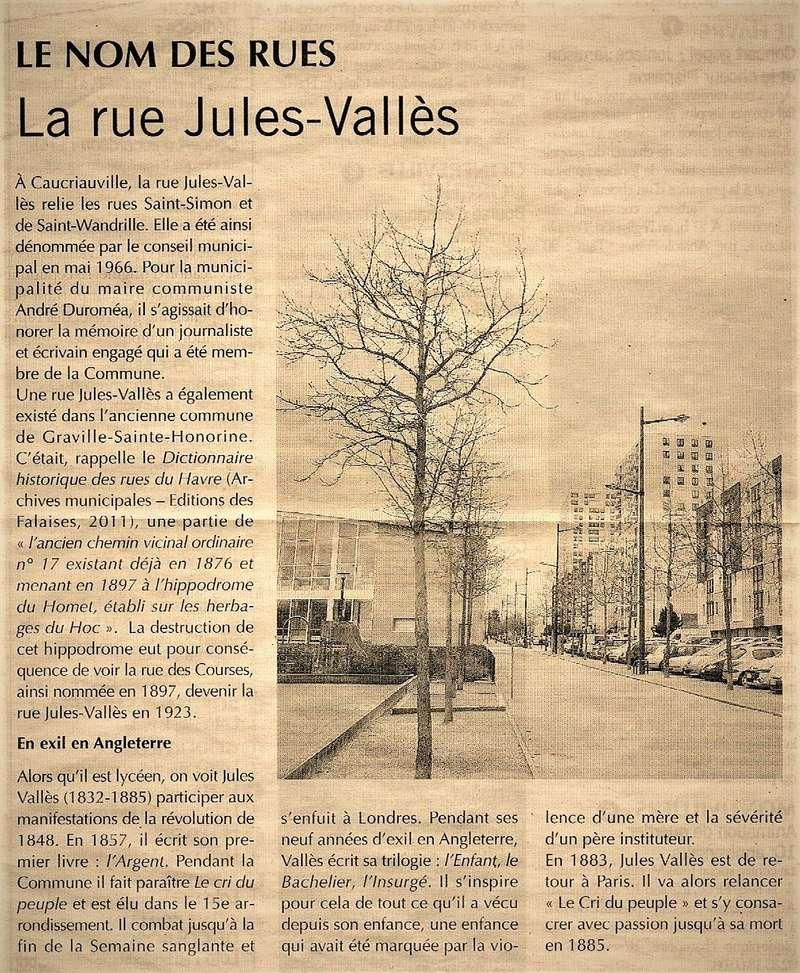 Havre - Le Havre - Rue Jules Vallès 2013-016